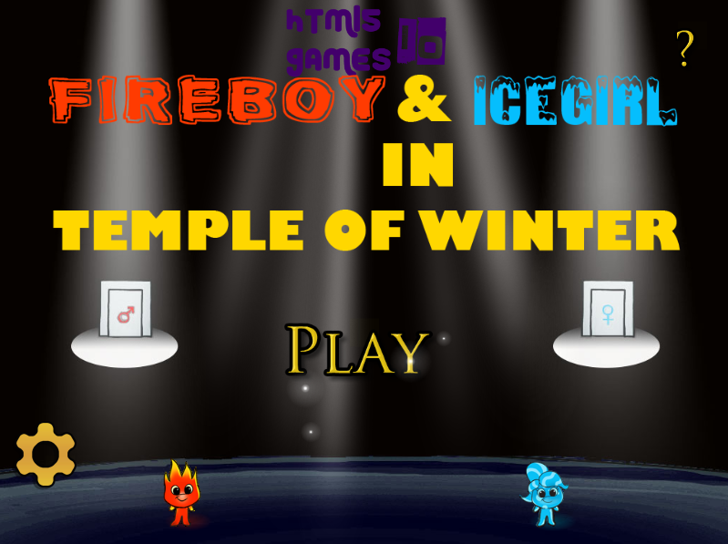 Fireboy & Icegirl 3: In The Temple Of Winter