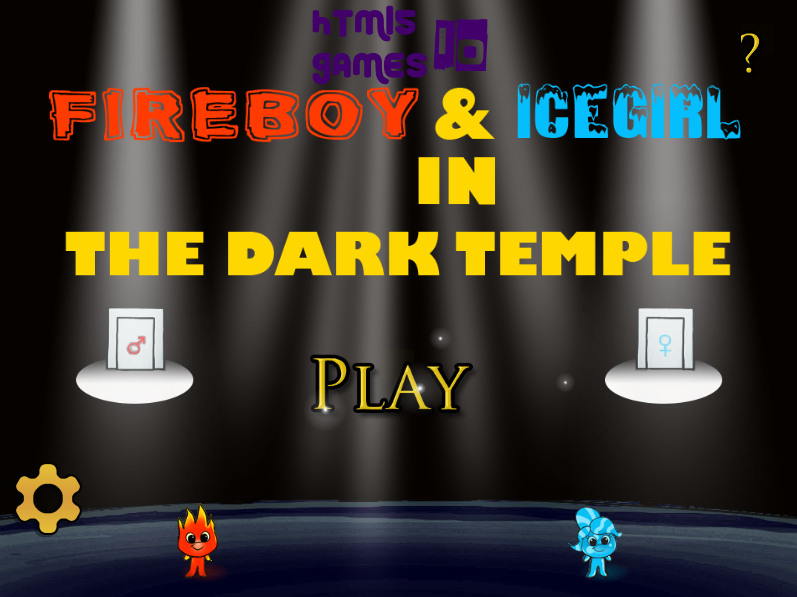 Fireboy & Icegirl 4: In The Dark Temple