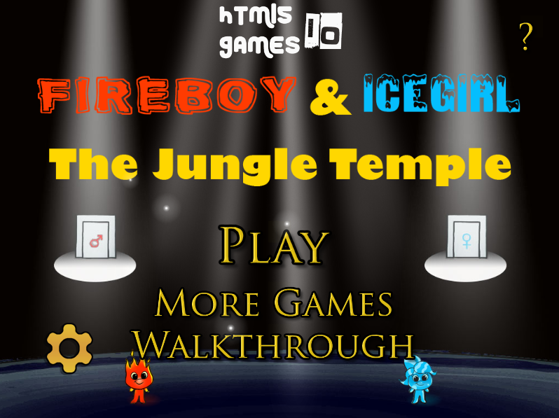 Fireboy & Icegirl: In The Jungle Temple