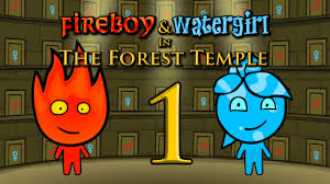 Fireboy and Watergirl